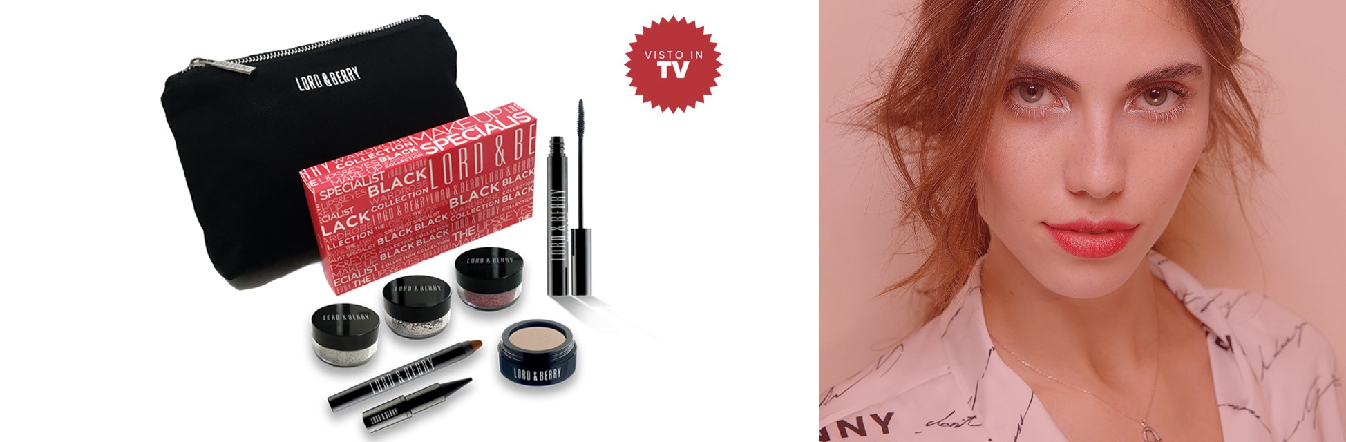 KIT MAKE UP LORD & BERRY
