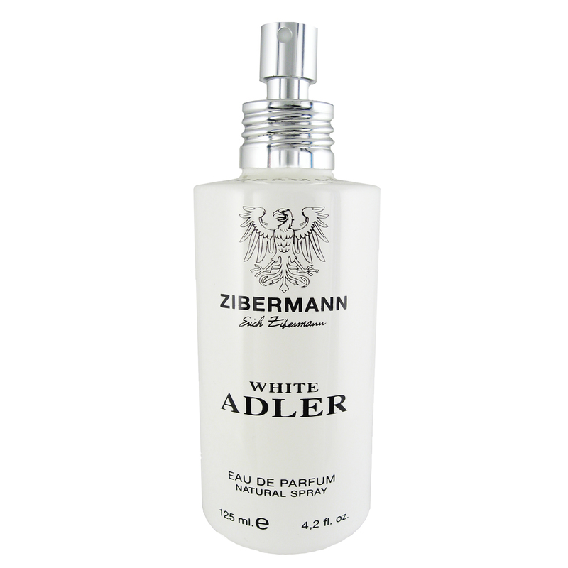 Adler White EDP Vapo 125ml