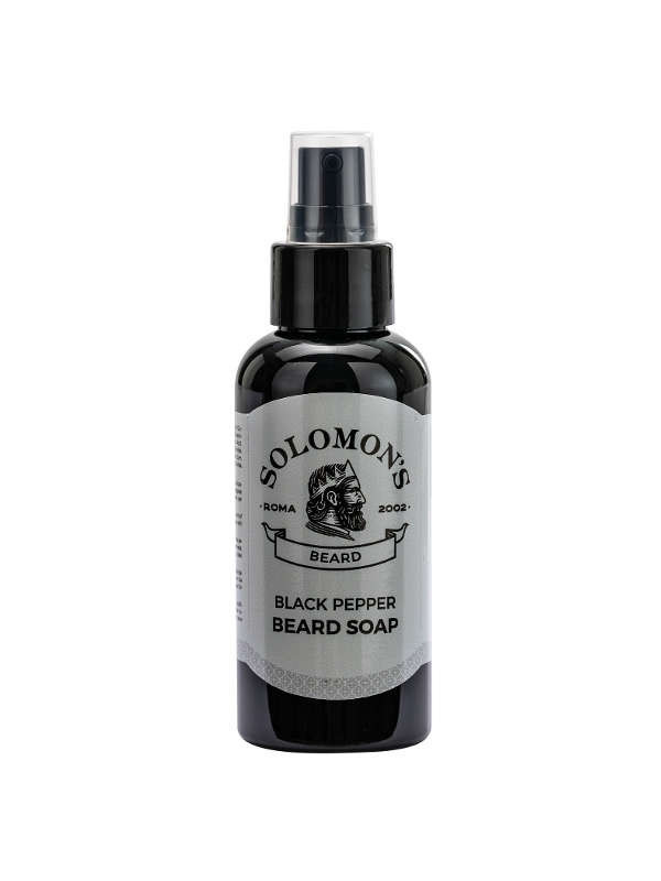 Shampoo per barba Pepe Nero 100ml